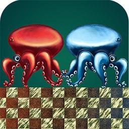 Акулы vs Дельфины: Подводные битвы в шашки